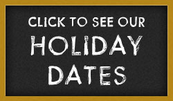 Holidays Dates